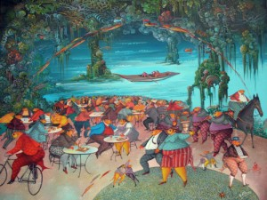 Haiti Art Work